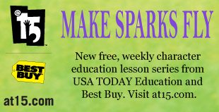 Exploring Sparks; Building Character – Best Buy